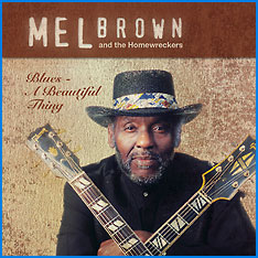 Album Blues - A Beautiful Thing by Mel Brown